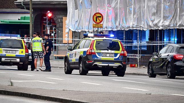 Policja wyklucza atak terrorystyczny