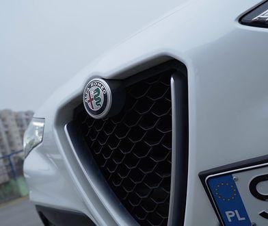Alfa Romeo Stelvio - samochód na wielką podróż z rodziną