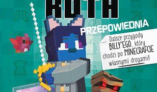 Minecraft (Tom 8). Minecraft. Pamiętnik 8-bitowego kota. Przepowiednia. Tom 8
