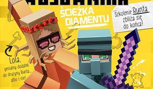 Minecraft (Tom 4). Minecraft 4. Pamiętni 8-bitowego wojownika. Ścieżka diamentu
