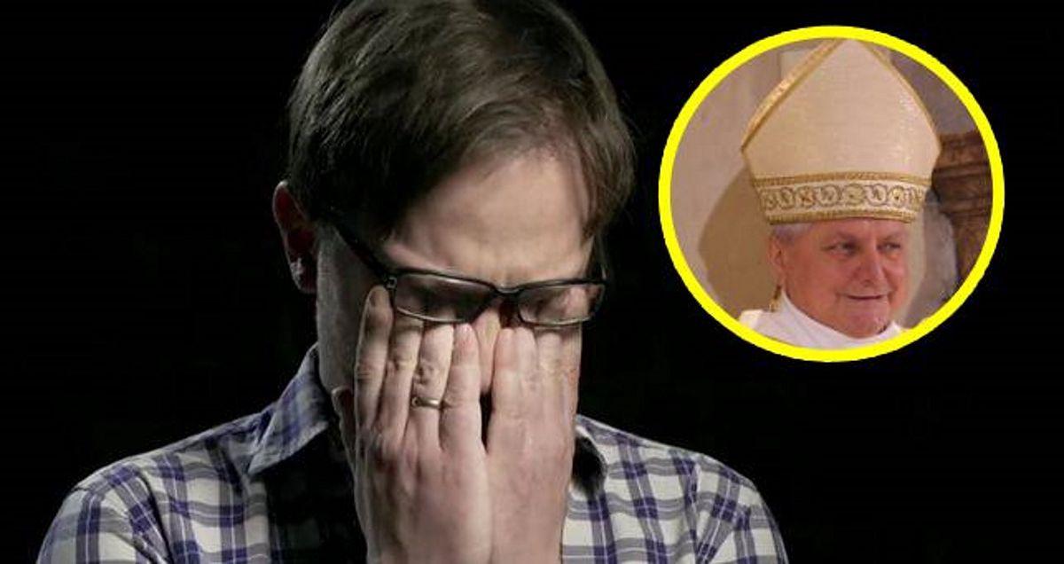 """Biskup Janiak ukrywał pedofilię w Kościele. O tym mówi """"Zabawa w chowanego"""""""