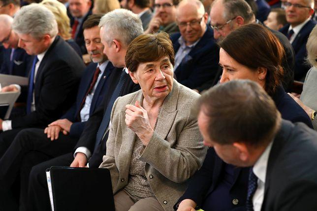 Zofia Romaszewska oceniła Dudę, Macierewicza i Kaczyńskiego