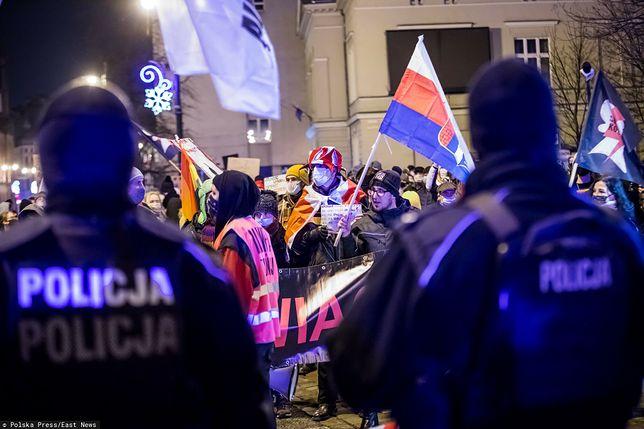 Strajk Kobiet w Bydgoszczy. Po akcji policji posłanka KO zgłasza sprawę do prokuratury