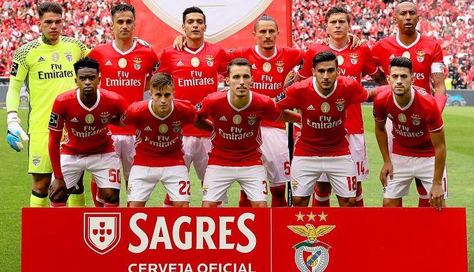 d81516900 Benfica Lizbona czwarty raz z rzędu mistrzem Portugalii - WP ...
