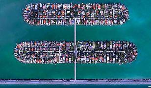 Ziemia z lotu ptaka - niesamowite zdjęcia