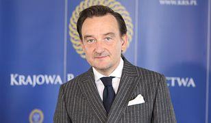 Maciej Mitera (rzecznik Krajowej Rady Sądownictwa)