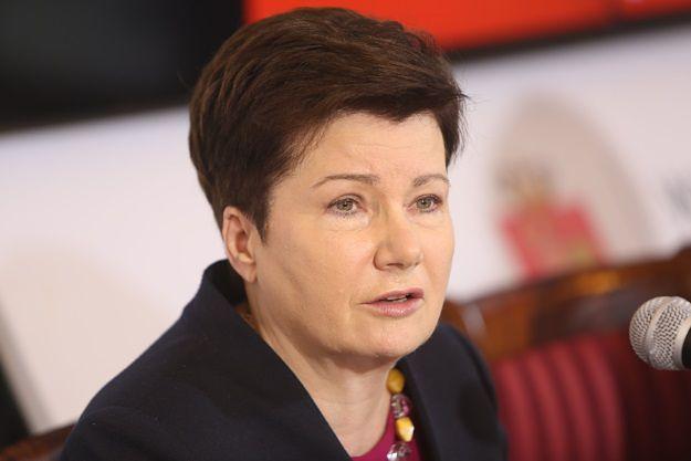 Schetyna: będziemy chronić i wspierać Hannę Gronkiewicz-Waltz