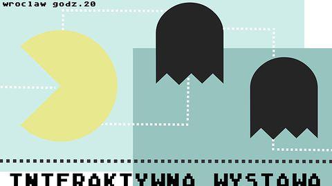 """Galeria U zaprasza na wystawę """"Game Over Mr.Pacman"""""""