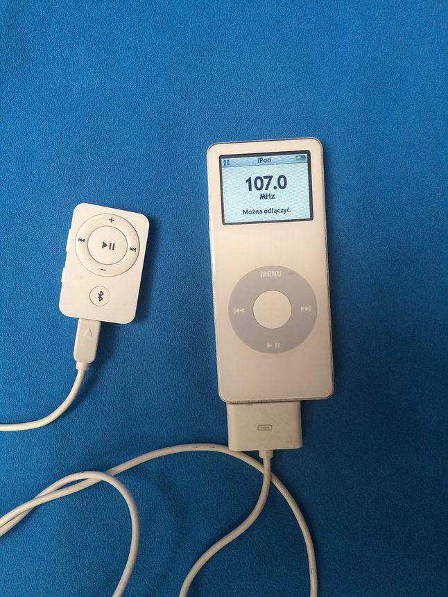 iPod Nano i Griffin Radio Remote Control, czyli dodajemy radio, bluetooth i pilota do iPoda Nano.