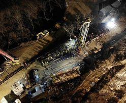 Górnicy od tygodnia uwięzieni pod ziemią. Dramatyczna akcja ratunkowa