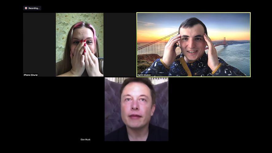 Avatarify ma otwarte źródło, fot. stopklatka z YouTube / Ali Aliev