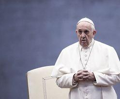 """""""W piekle nie było dla ciebie miejsca"""". To słowa papieża do biskupa"""
