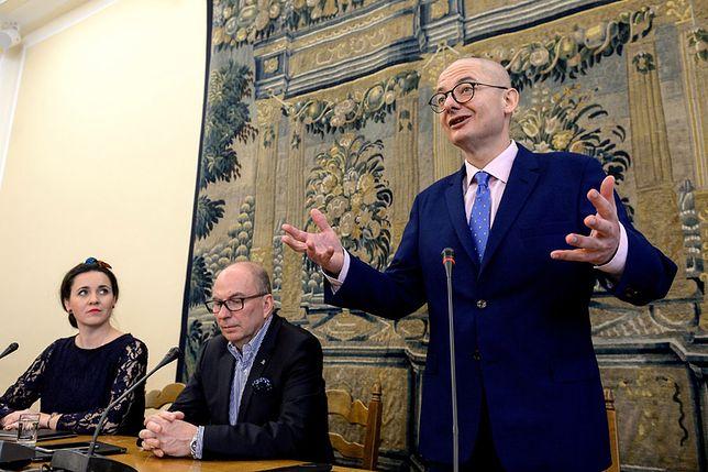 Michał Kamiński: jeśli Macierewicz i Kaczyński wierzą w głosy z kubła, to mamy problem