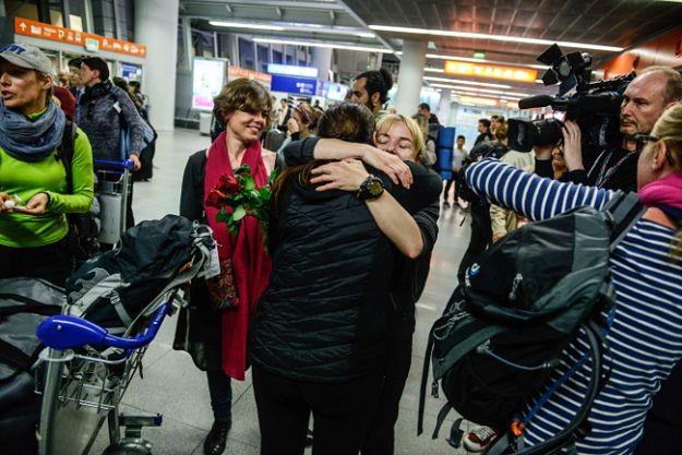 Polacy ewakuowanymi z Nepalu wrócili do kraju