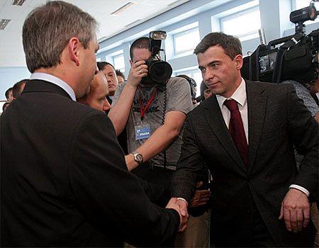 Grzegorz Napieralski nowym szefem SLD