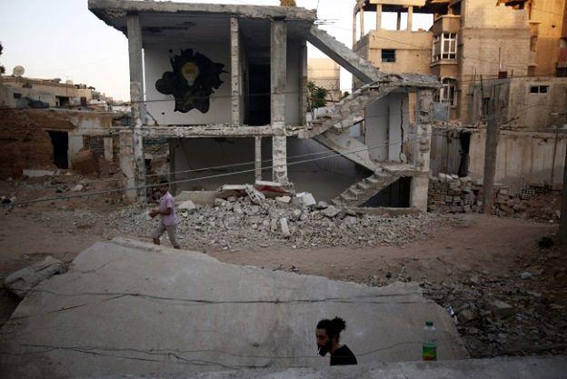 """Aleppo: mimo """"przerwy humanitarnej"""" nadal trwają walki"""