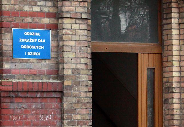 Nie żyje 14-miesięczne dziecko z Poznania. Nie było szczepione
