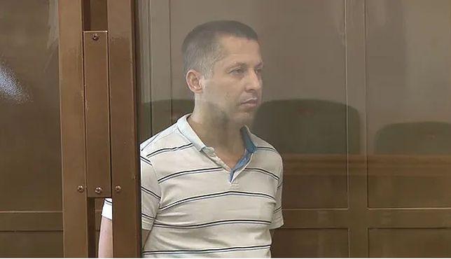 Rosja. Proces Mariana Radzajewskiego skazanego za szpiegostwo w 2019 roku. Według ekspertów ta sprawa mogła by się zakończyć wymianą szpiegów