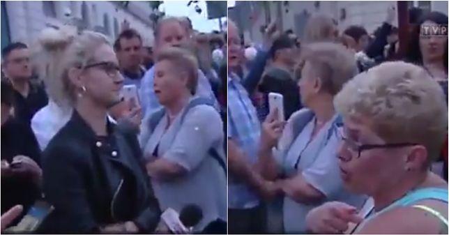 """""""Nie odzywaj się do byle g***a, bo śmierdzi"""". Atak na dziennikarkę TVP"""