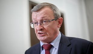 Tadeusz Cymański przyznaje: mój syn zabije karpia