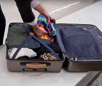 Wpadka na krakowskim lotnisku. Służby pokazują zdjęcia ku przestrodze