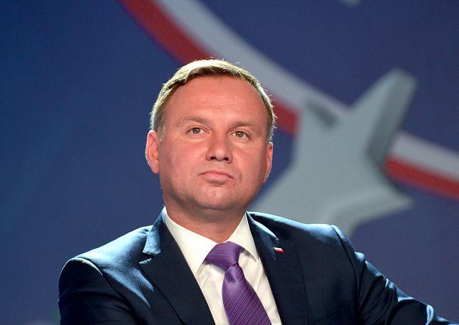 Prezydent Andrzej Duda zawetował ustawy o KRS i SN. Podpisał natomiast nowelę dot. sądów powszechnych