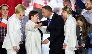 """Beata Szydło zapewniła, że doniesienia mediów ws. rzekomego zakładania przez nią partii to """"prymitywna wrzutka"""""""