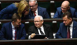 Najnowszy sondaż. Jarosław Kaczyński ma powody do zadowolenia?