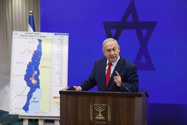 Netanjahu obiecuje aneksję Doliny Jordanu. To akt wyborczej desperacji
