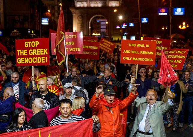Nie będzie zmiany nazwy Macedonii? Za niska frekwencja w referendum