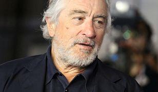 Robert De Niro wyemigruje do Włoch po wygranej Donalda Trumpa?