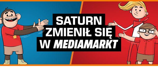 Media Markt przejmuje zobowiązania Saturna wobec klientów