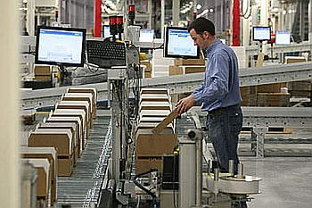 Komputery schodzą już z taśmy, ale otwarcie fabryki Della dopiero nastąpi