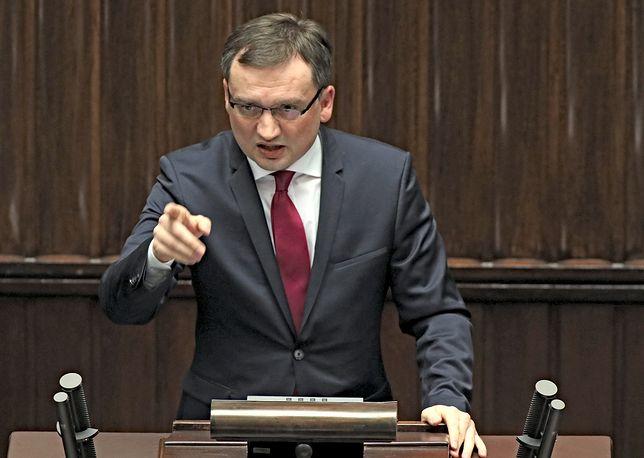 Zbigniew Ziobro zrelacjonował pobyt Stefana W. w więzieniu pod kątem opieki medycznej