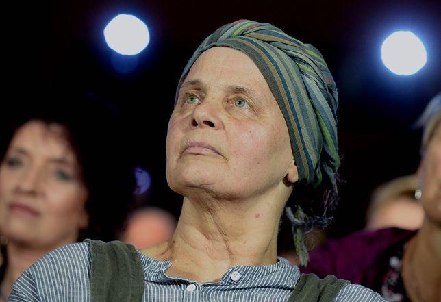 Janina Ochojska walczy z rakiem