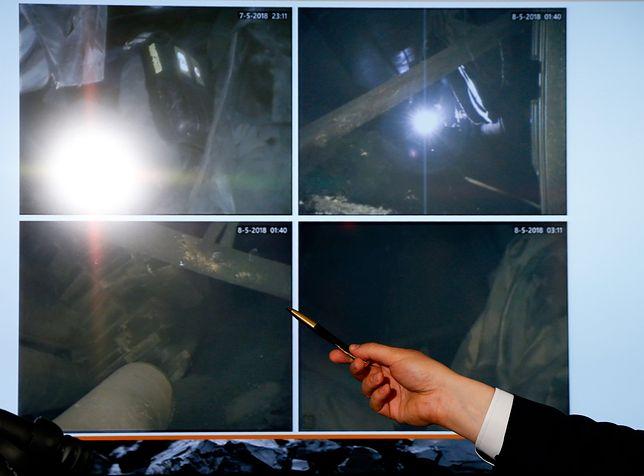JSW udostępniła zdjęcia z akcji ratowniczej w Zofiówce
