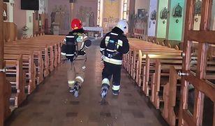 Małopolska. Tragedia w kościele w Borusowej