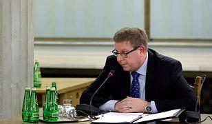 Sędzia Ryszard Milewski chce przejść w stan spoczynku. Wnioskiem zajmie się KRS