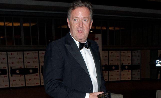 Piers Morgan skrytykował występ Meghan i Harry'ego. Otrzymał 40 tys. skarg