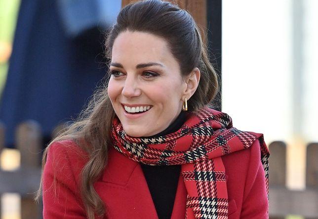 Poruszające nagranie księżnej Kate. Zwróciła się ze specjalnym apelem