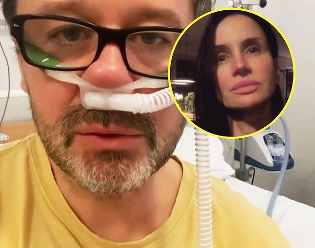 Kołakowska twierdzi, że Andrzej Piaseczny udaje chorobę