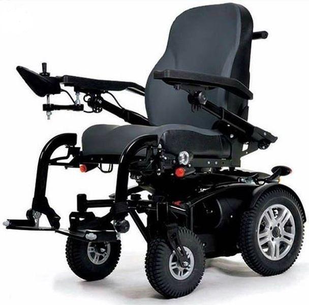 """Skradziono wózek inwalidzki Igora. """"Skradziono mu jego nogi"""""""