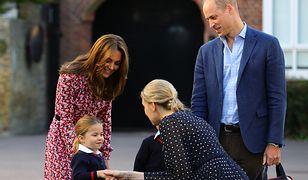 Helen Haslem wita księżniczkę Charlotte