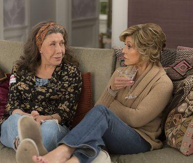 """Kadr z serialu Netfliksa """"Grace i Frankie"""""""