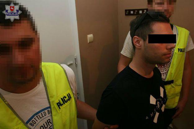Policja zatrzymała handlarza dopalaczami. Miał towar wart 1,3 mln zł