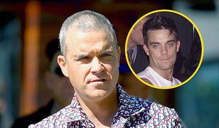 Robbie Williams ostro imprezował od początku swojej kariery
