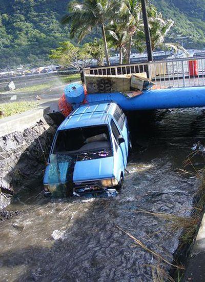 Po tsunami, wielkie trzęsienie ziemi - 75 osób zginęło