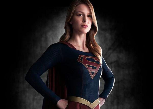 Pierwsze zdjęcia Supergirl