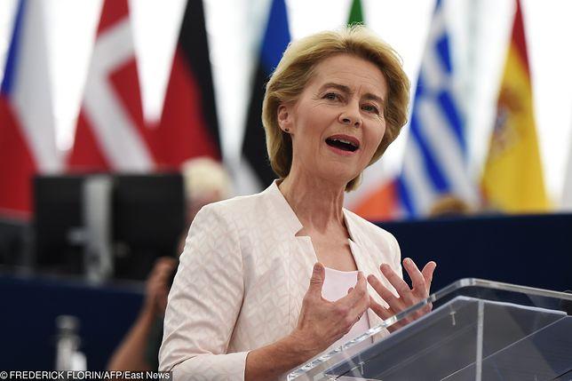 Ursula von der Leyen jest kandydatką na szefową Komisji Europejskiej