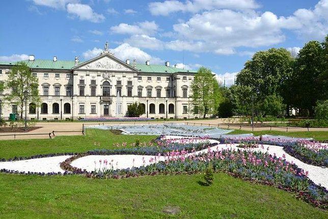 Otwarto Ogród Krasińskich (ZDJĘCIA)